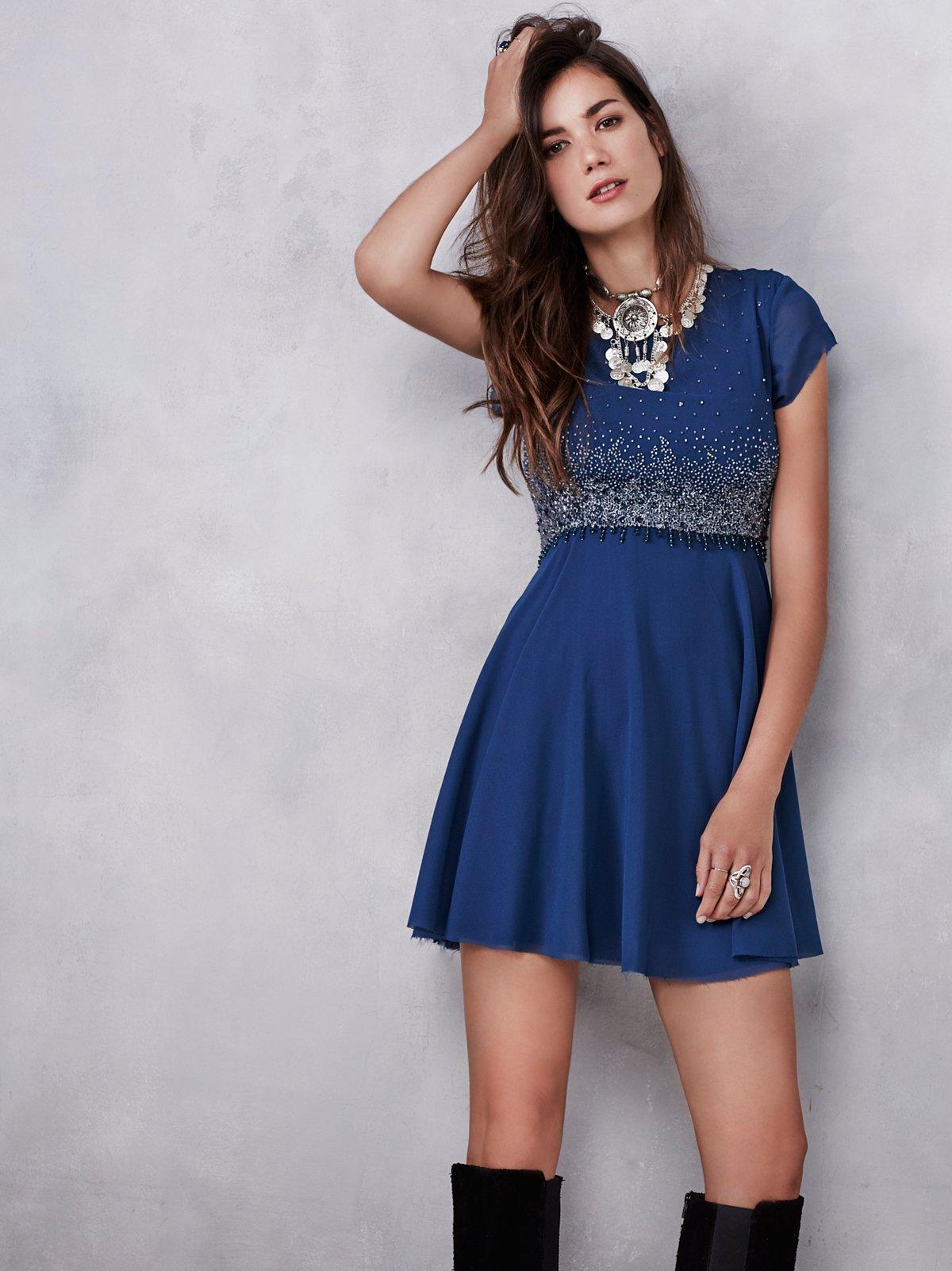 Glitter Rock洋娃娃式连衣裙