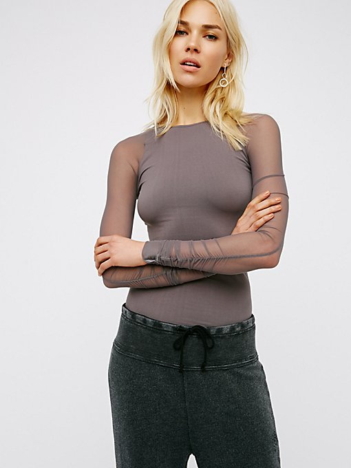 Product Image: Scrunch Sleeve Seamless