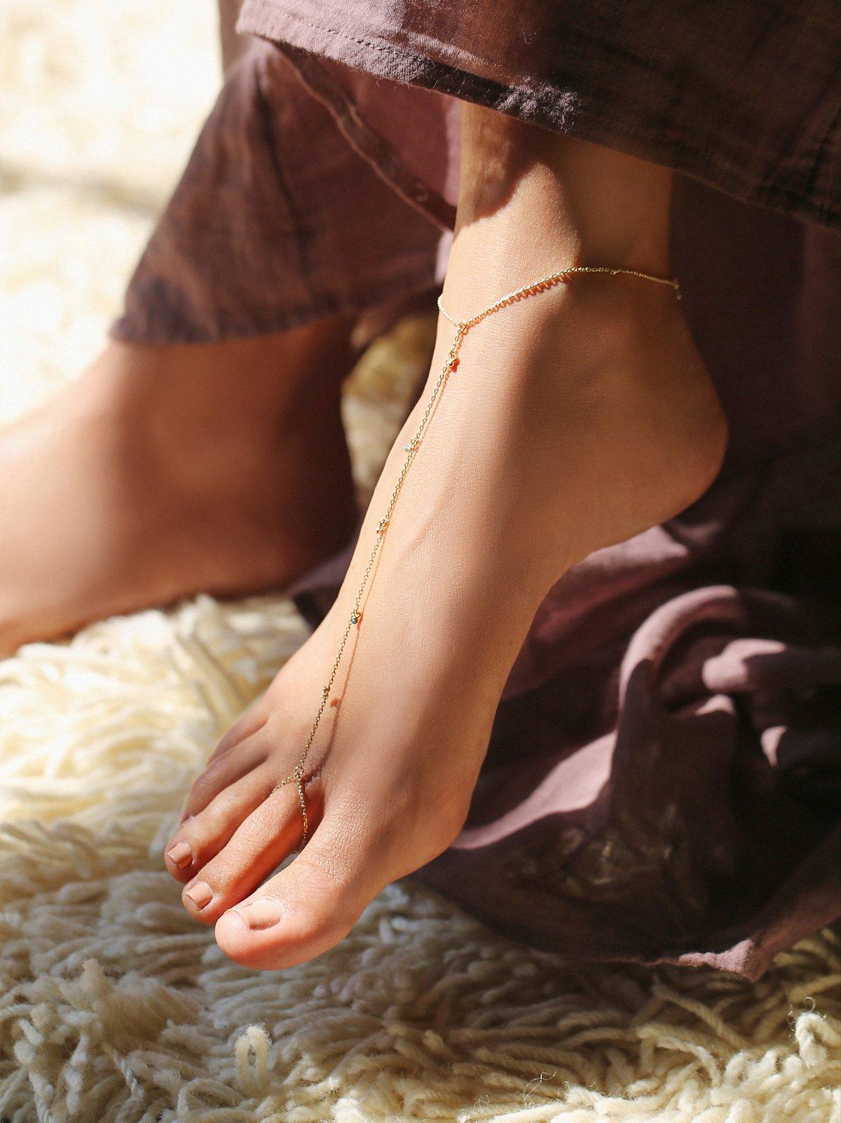 Gigi Anklet