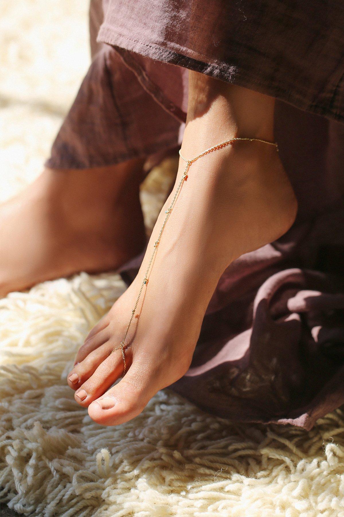 Gigi踝链