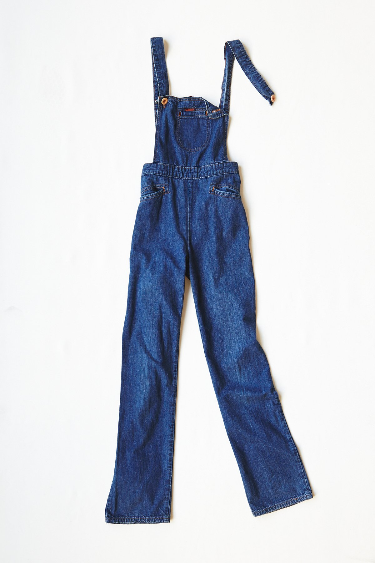 Vintage 1970s Denim Jumpsuit