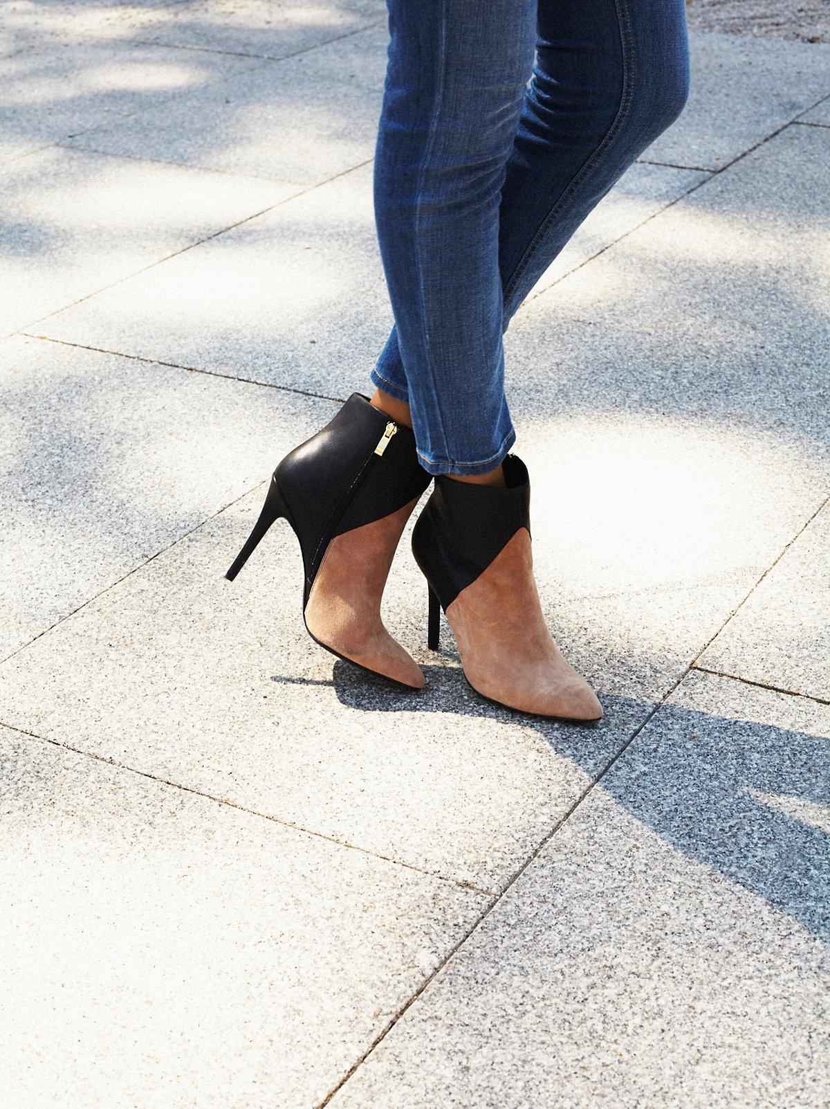 East Side高跟靴
