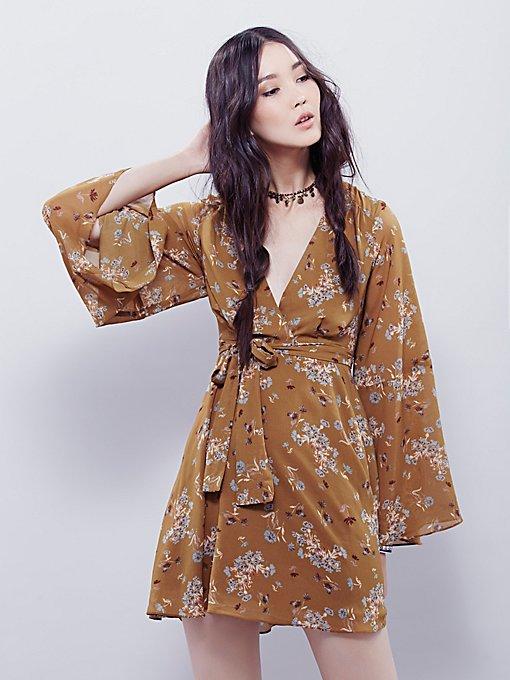 Product Image: Lilou Printed Mini Dress