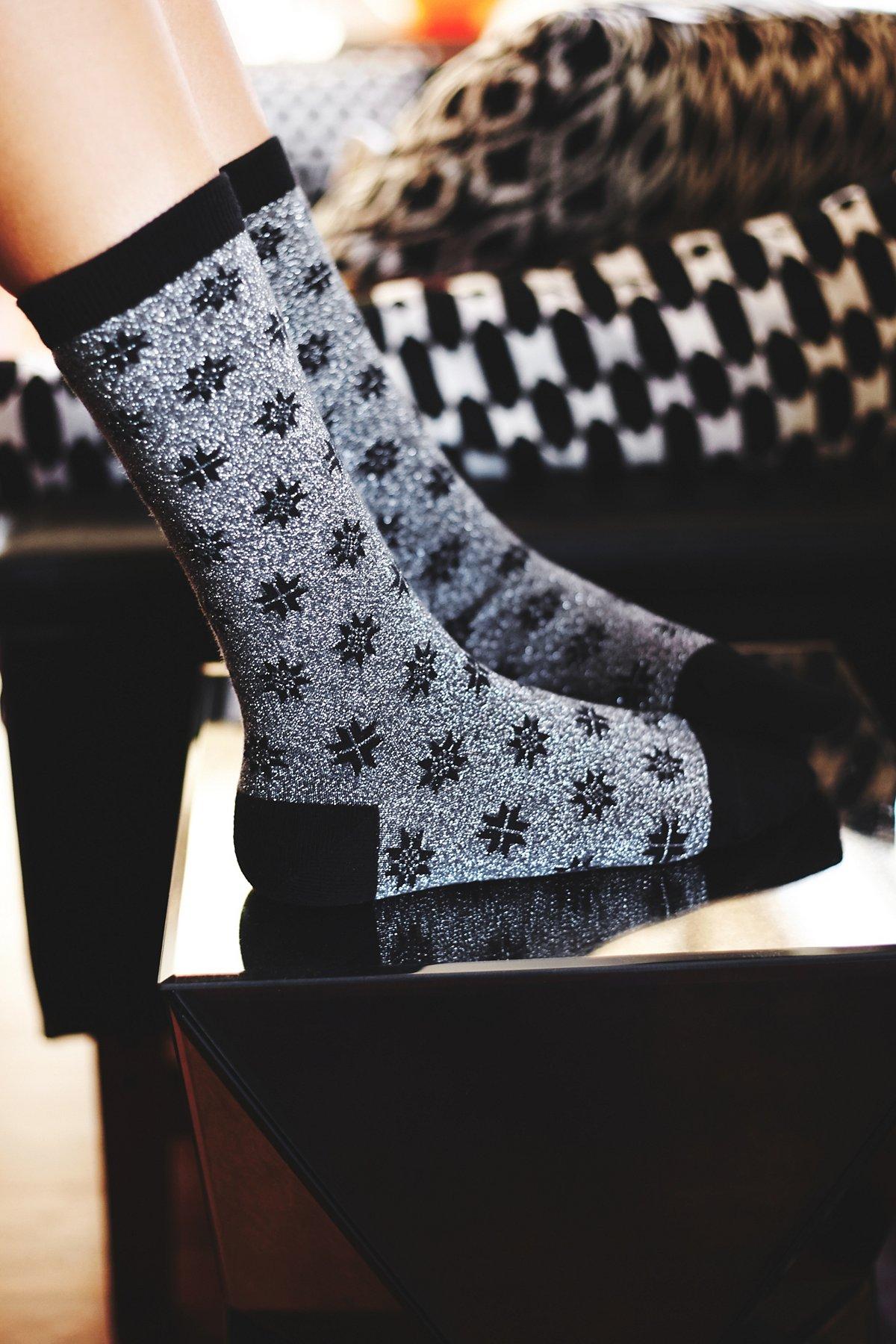 Mesmerize Crew Sock