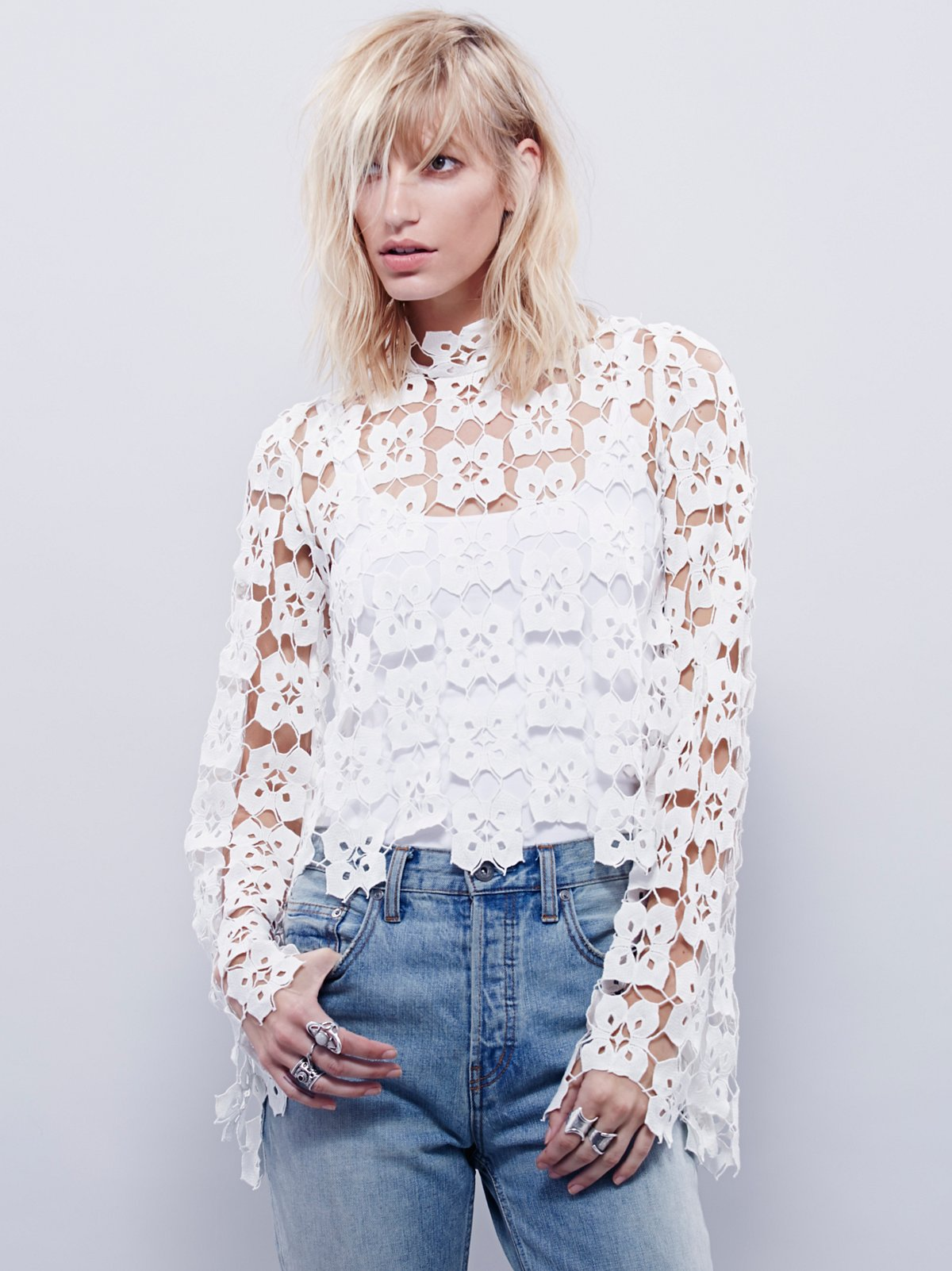 Forever And Ever Lace Top