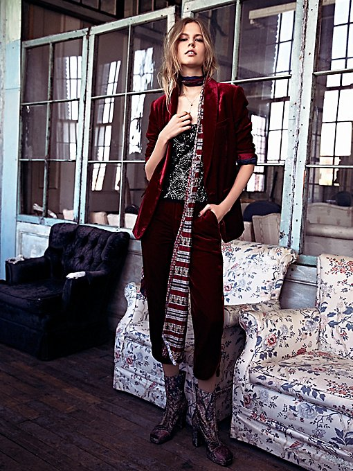 Product Image: Jill's Velvet Limited Edition Pantsuit