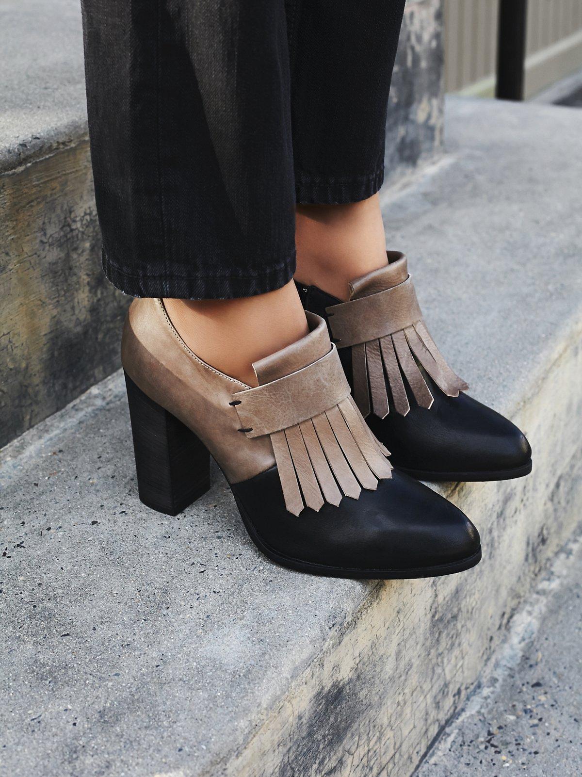 Bengal Kilty粗跟高跟鞋