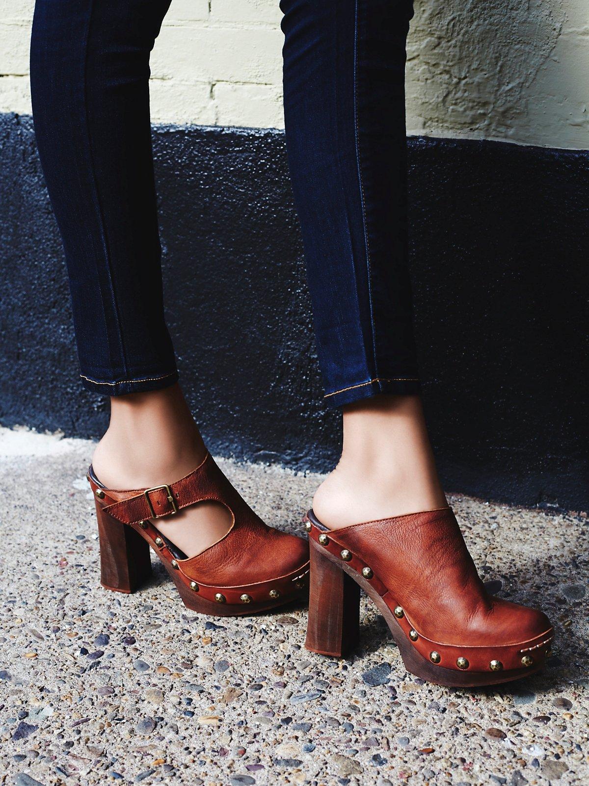 Wonders木底鞋