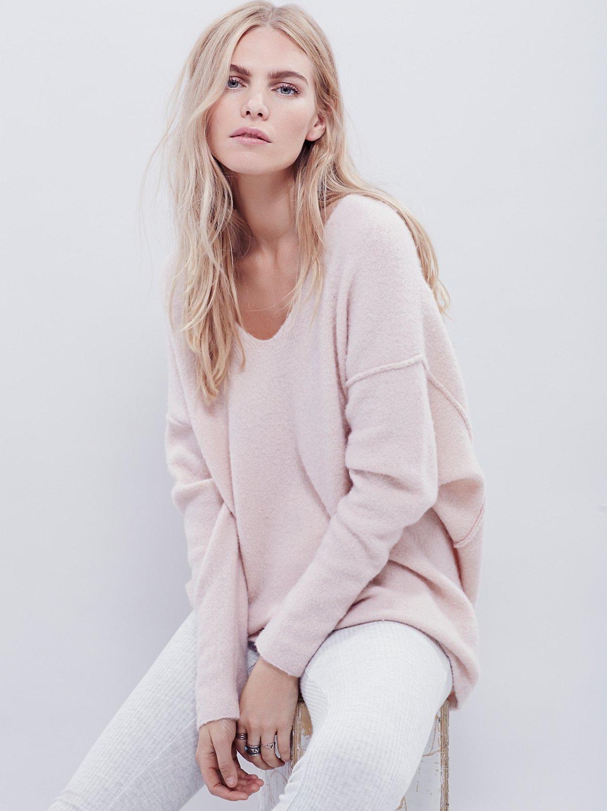 Softly Vee Sweater