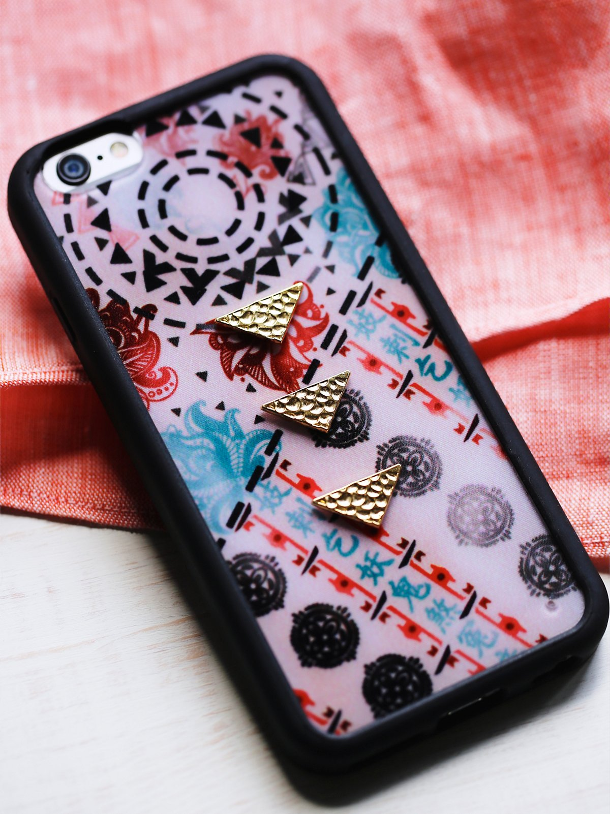 Tribe Embellished iPhone Case