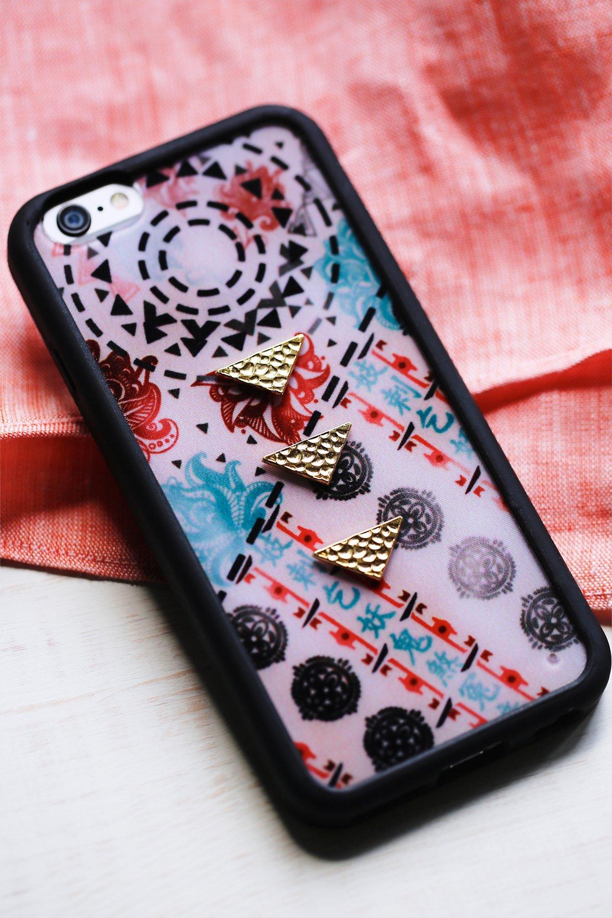 Tribe Embellished iPhone Case