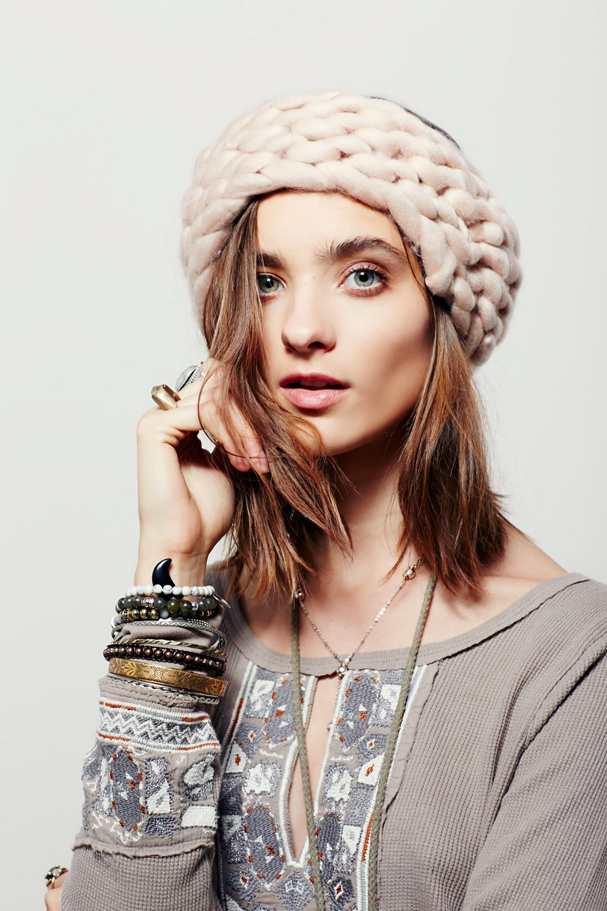 Slight Chill Knit Headband