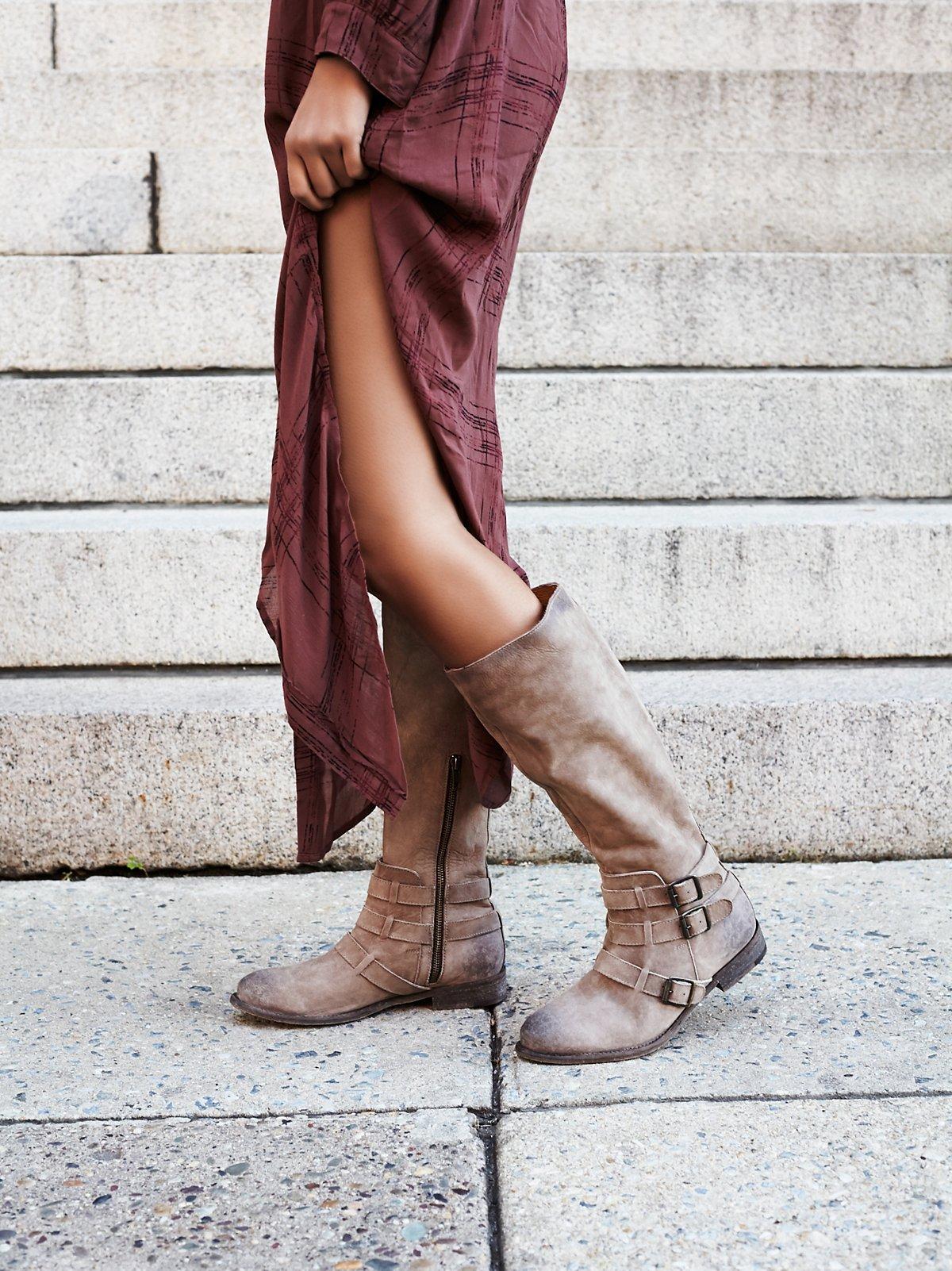 River Bend高筒长靴