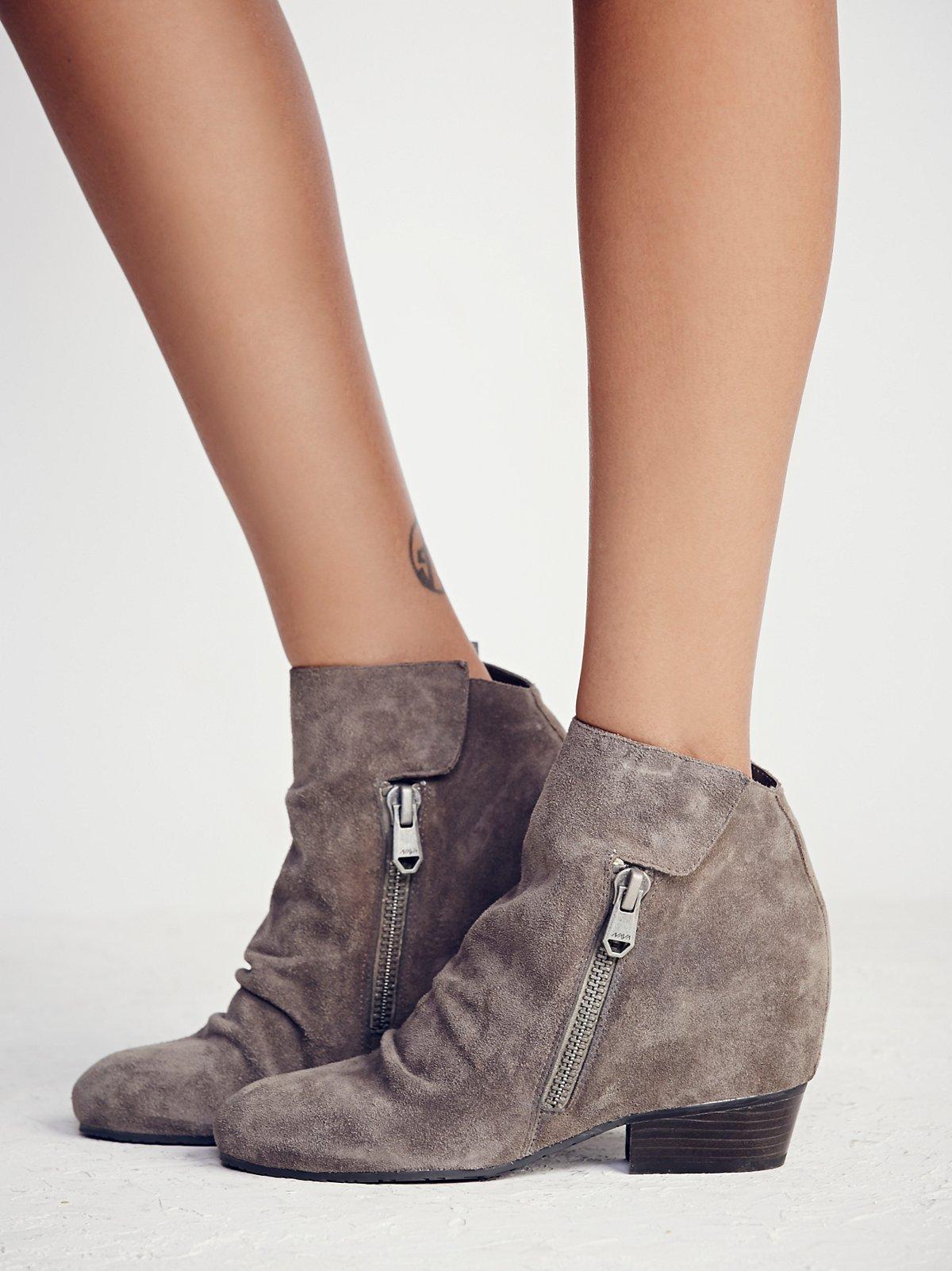 Denver Wedge Boot
