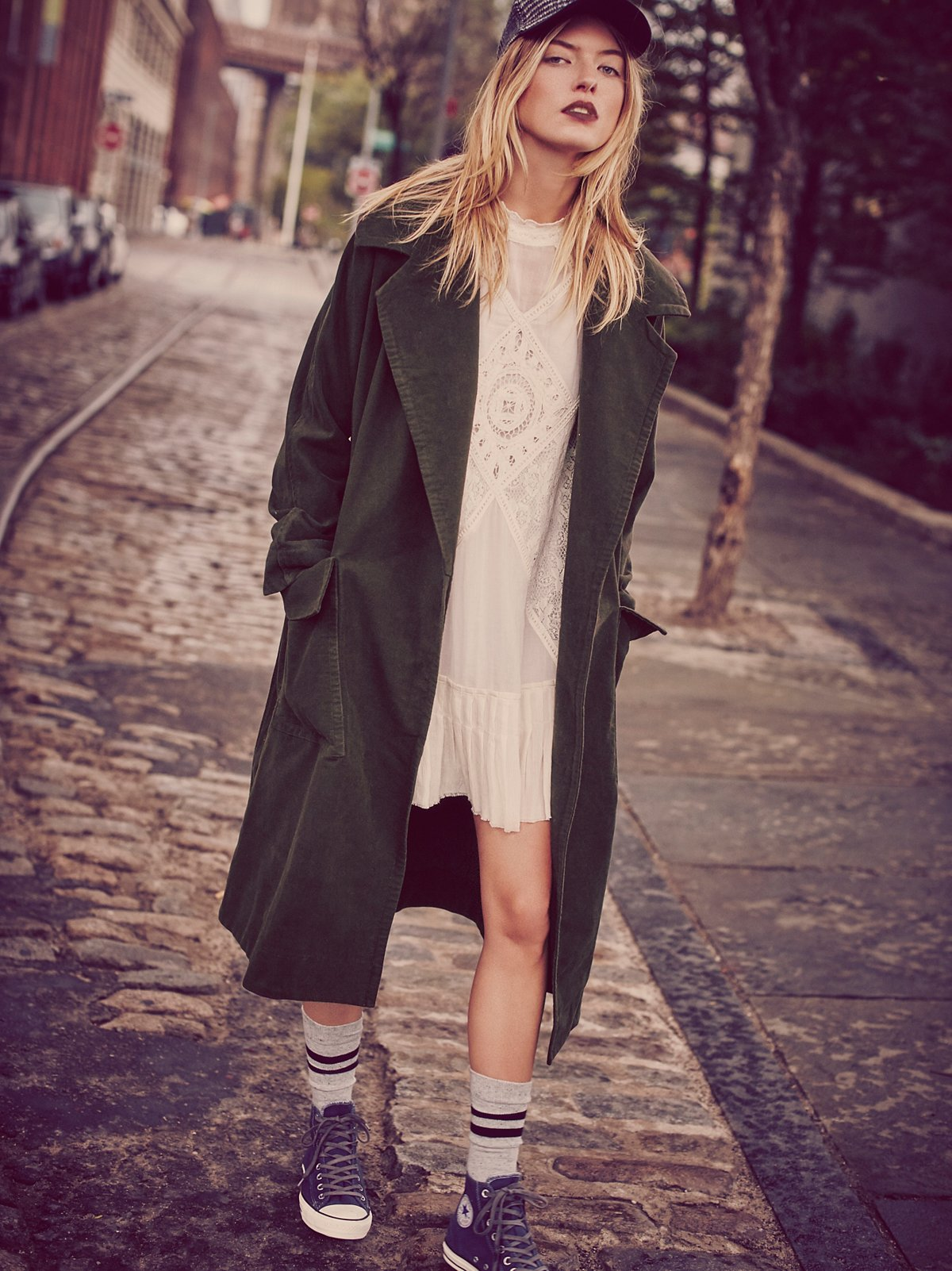 Maxi Swing Trench
