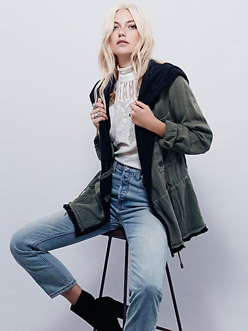 Product Image: Soft Peplum Jacket