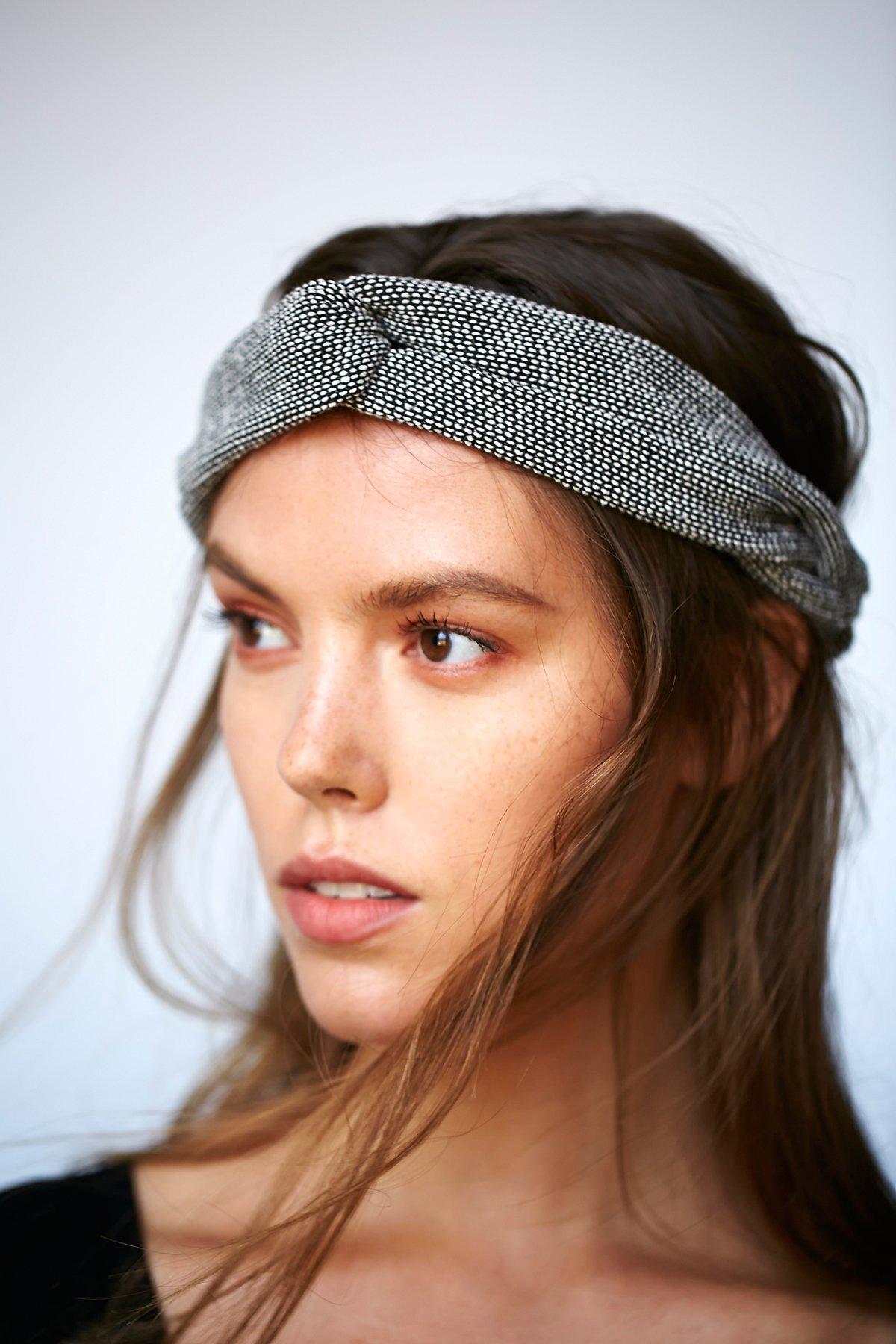 Woven Twist Headband