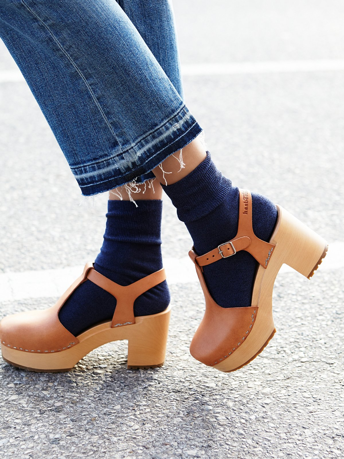 Lotta木底鞋