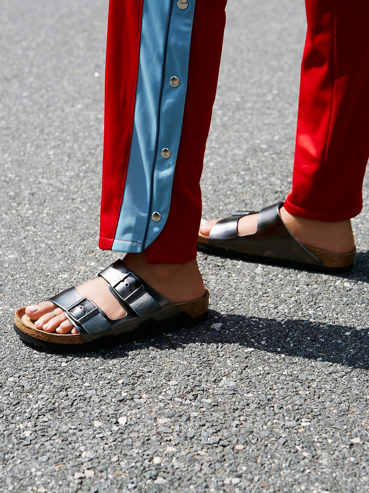 Arizona Metallic Birkenstock