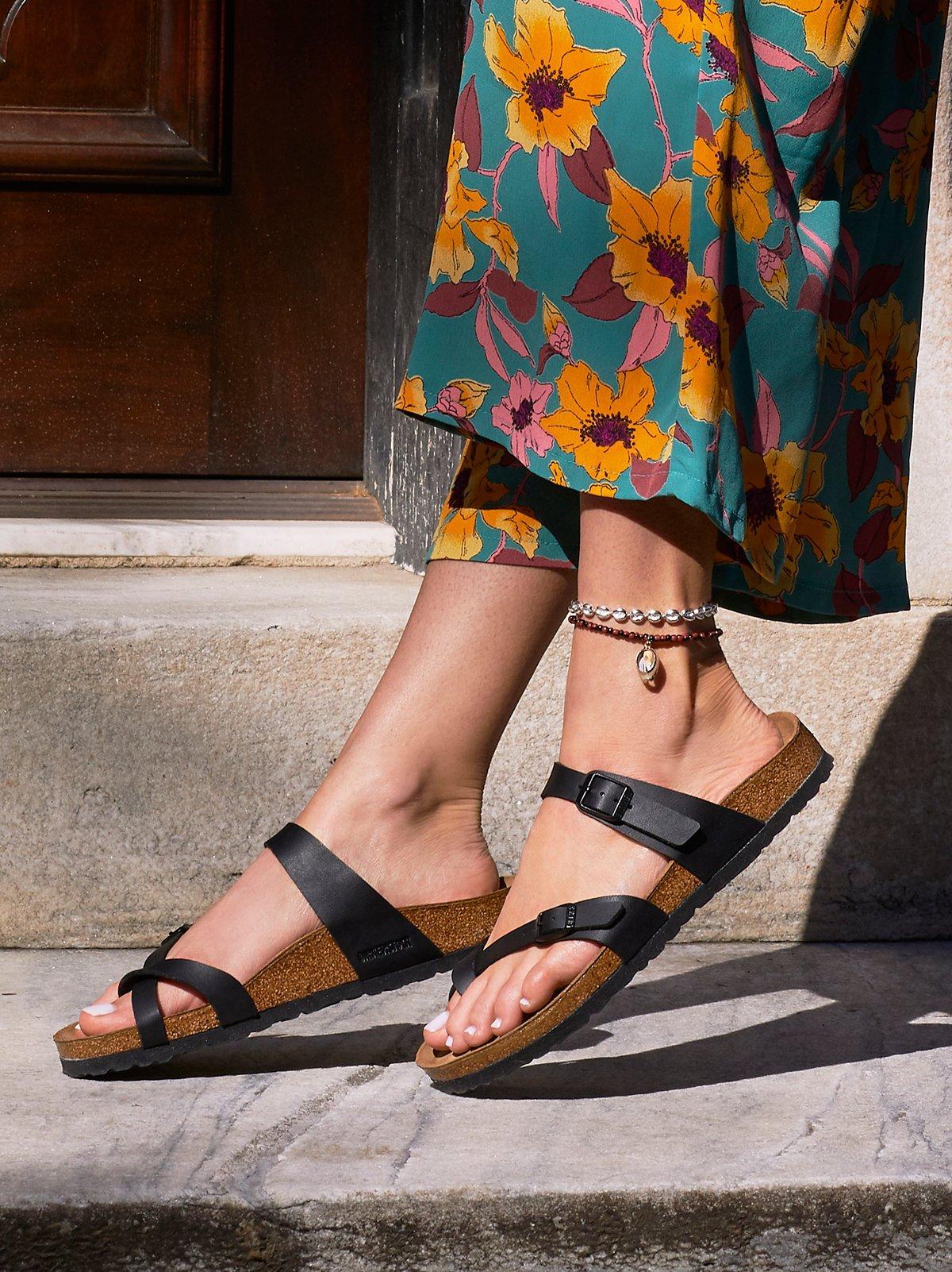 Mayari勃肯鞋