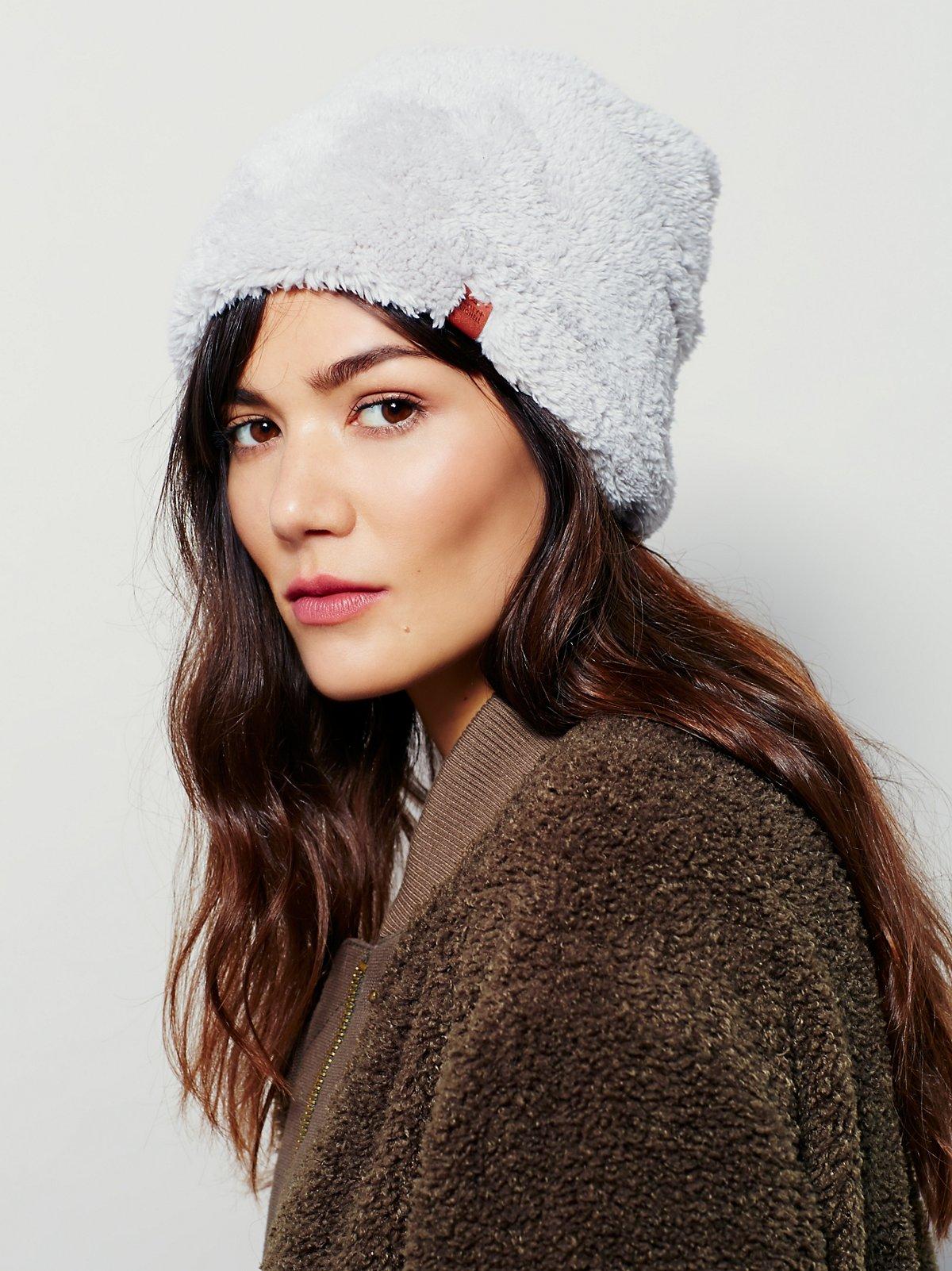 Polar Bear舒适针织帽