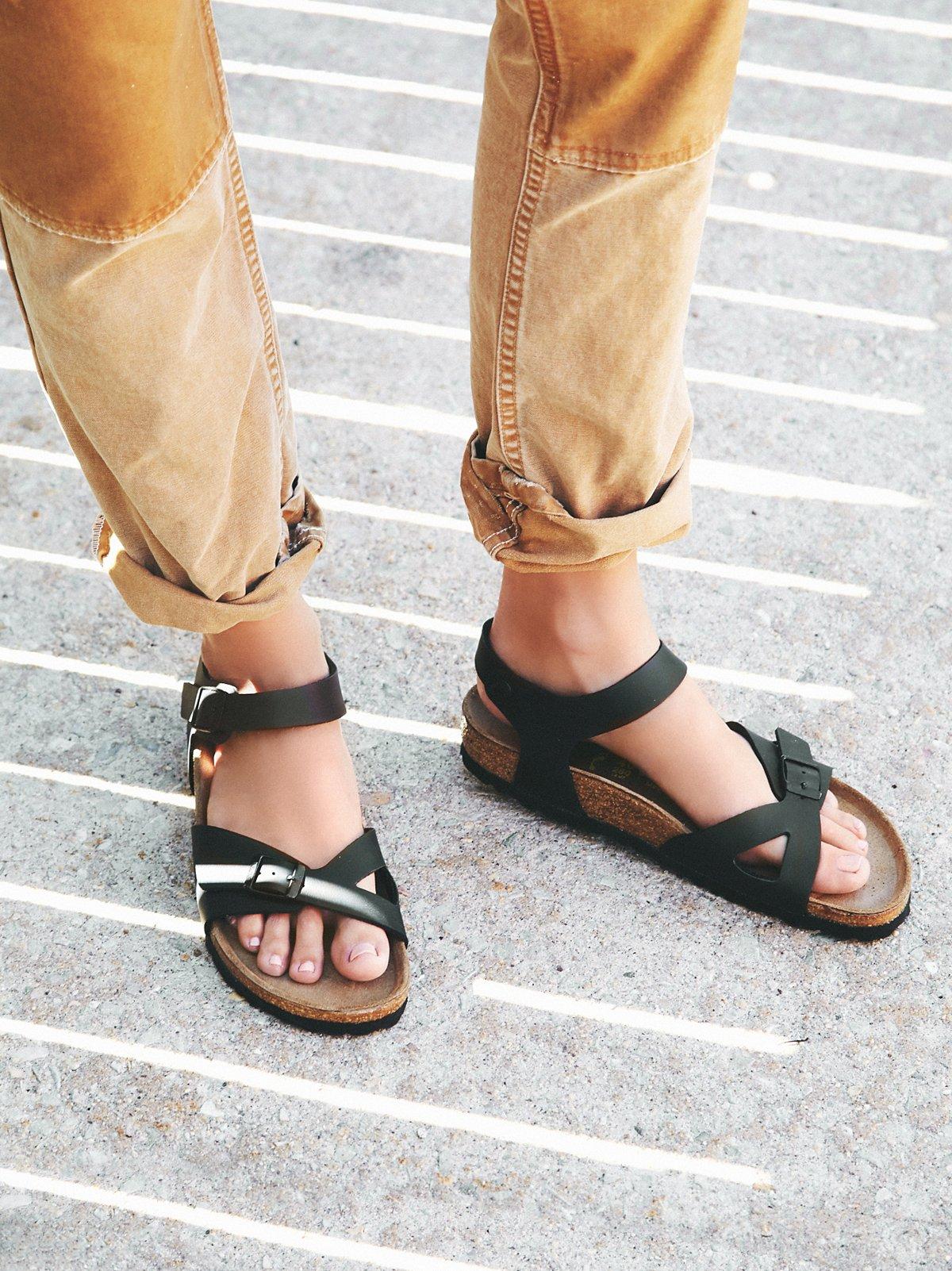 Rio勃肯鞋