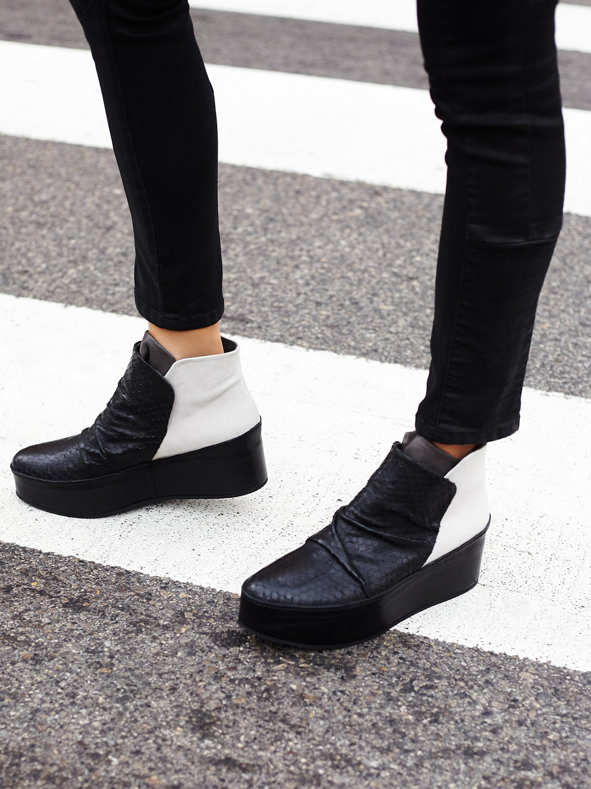 Townsend Platform Ankle Boot