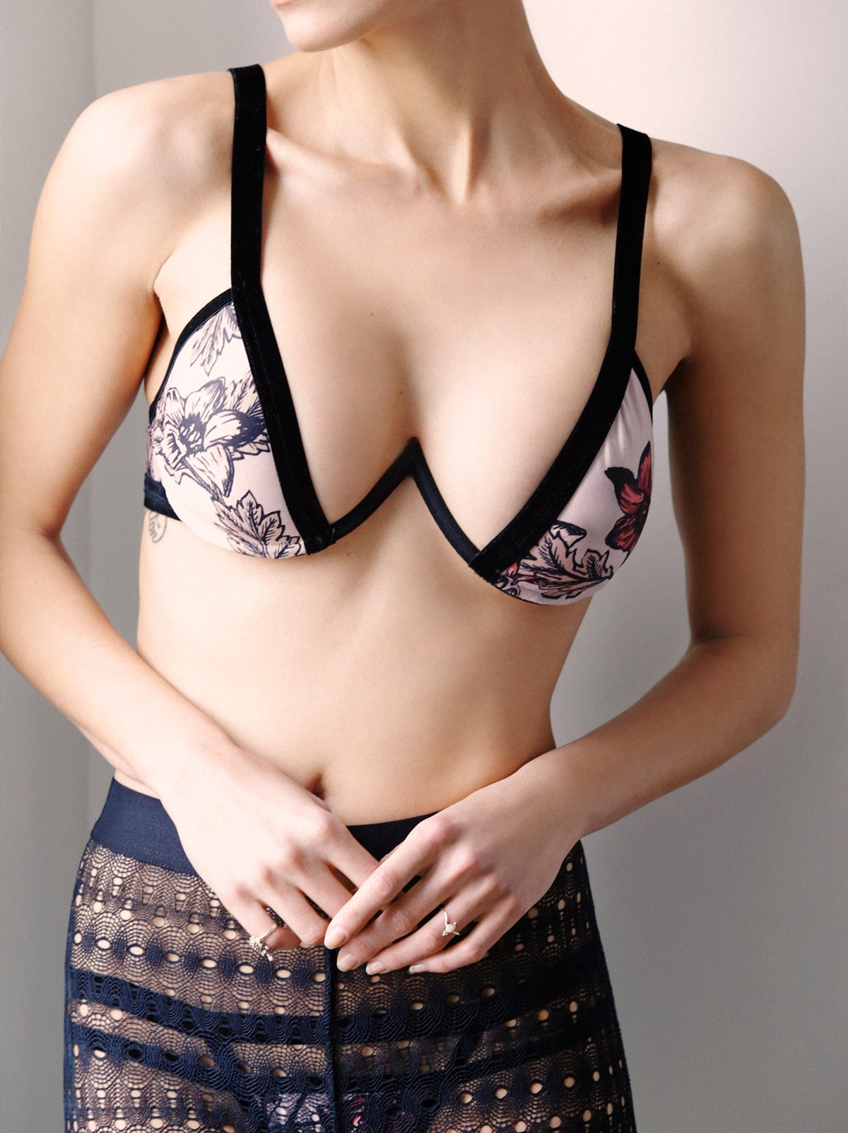 Iris Illusion Bra