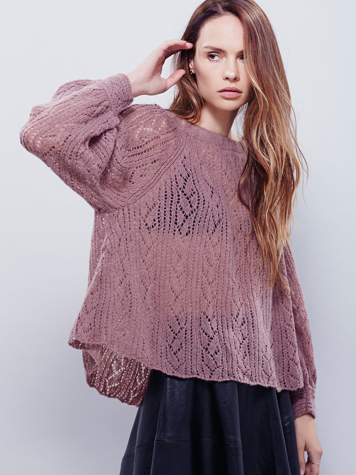 Lights Will Shine Pullover