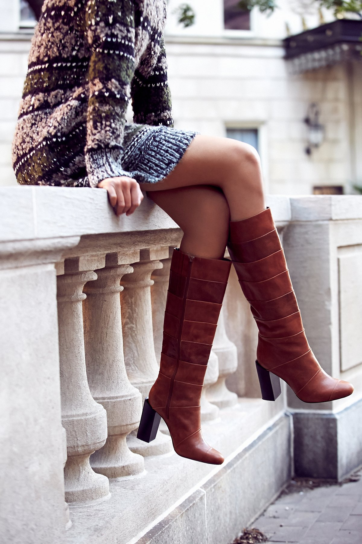 Mariana Knee Boot
