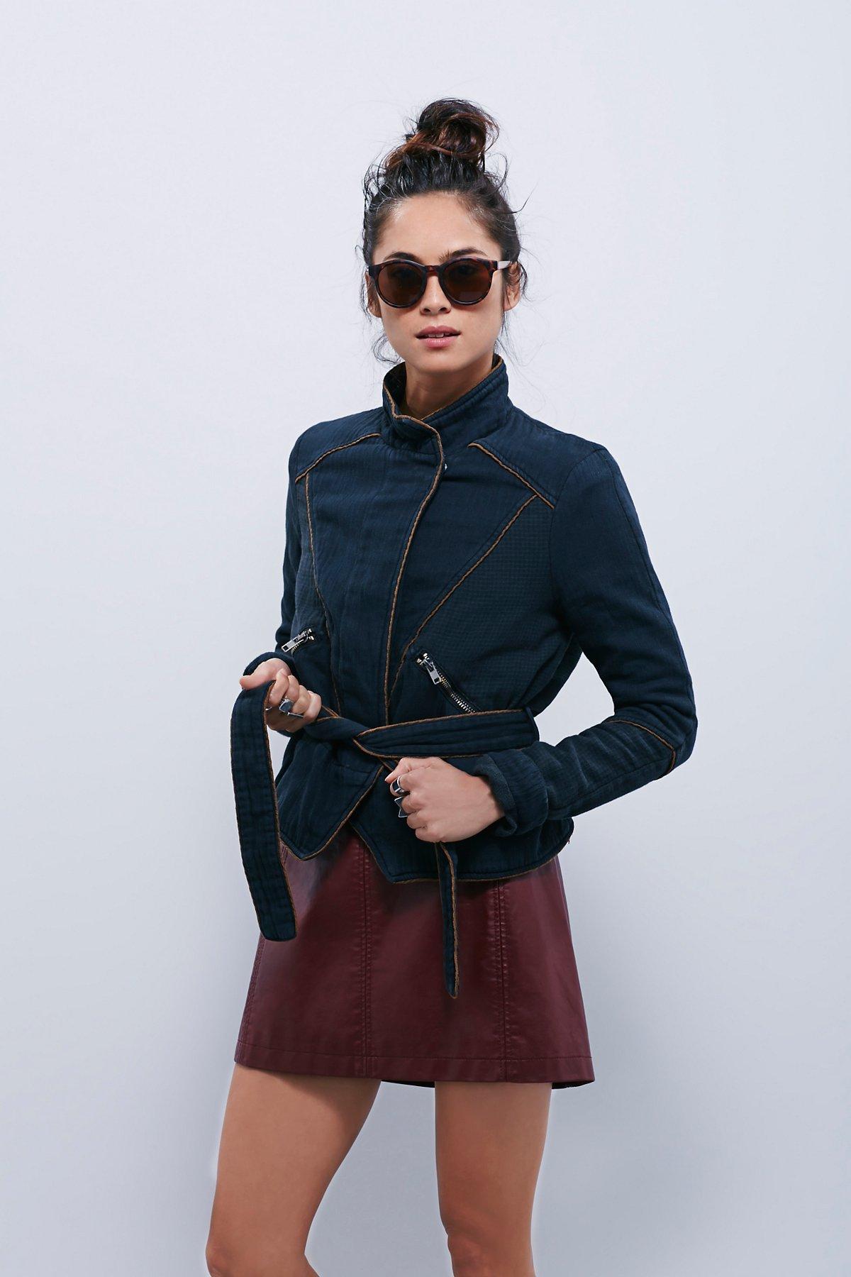 Doublecloth Twill Jacket