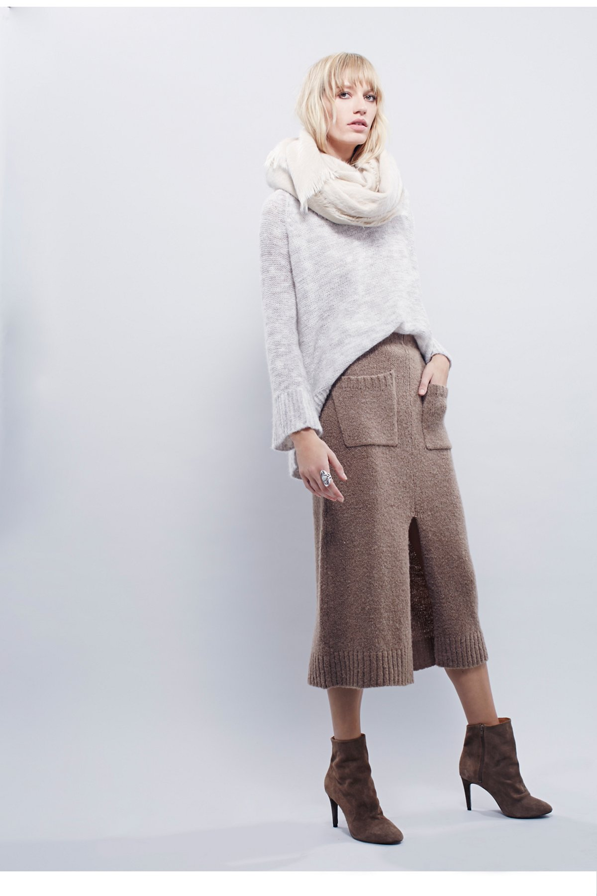 Cozy And Cool Swit Skirt