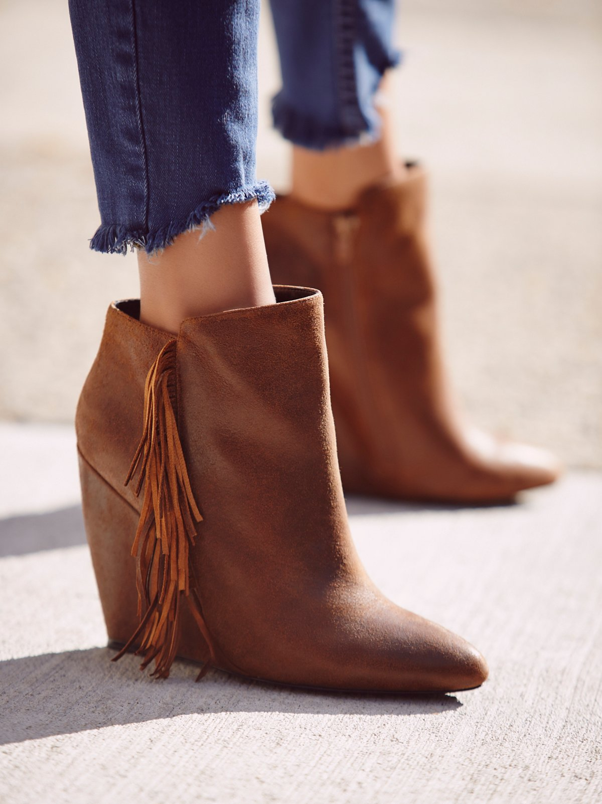 Midnight Moves Fringe Boot