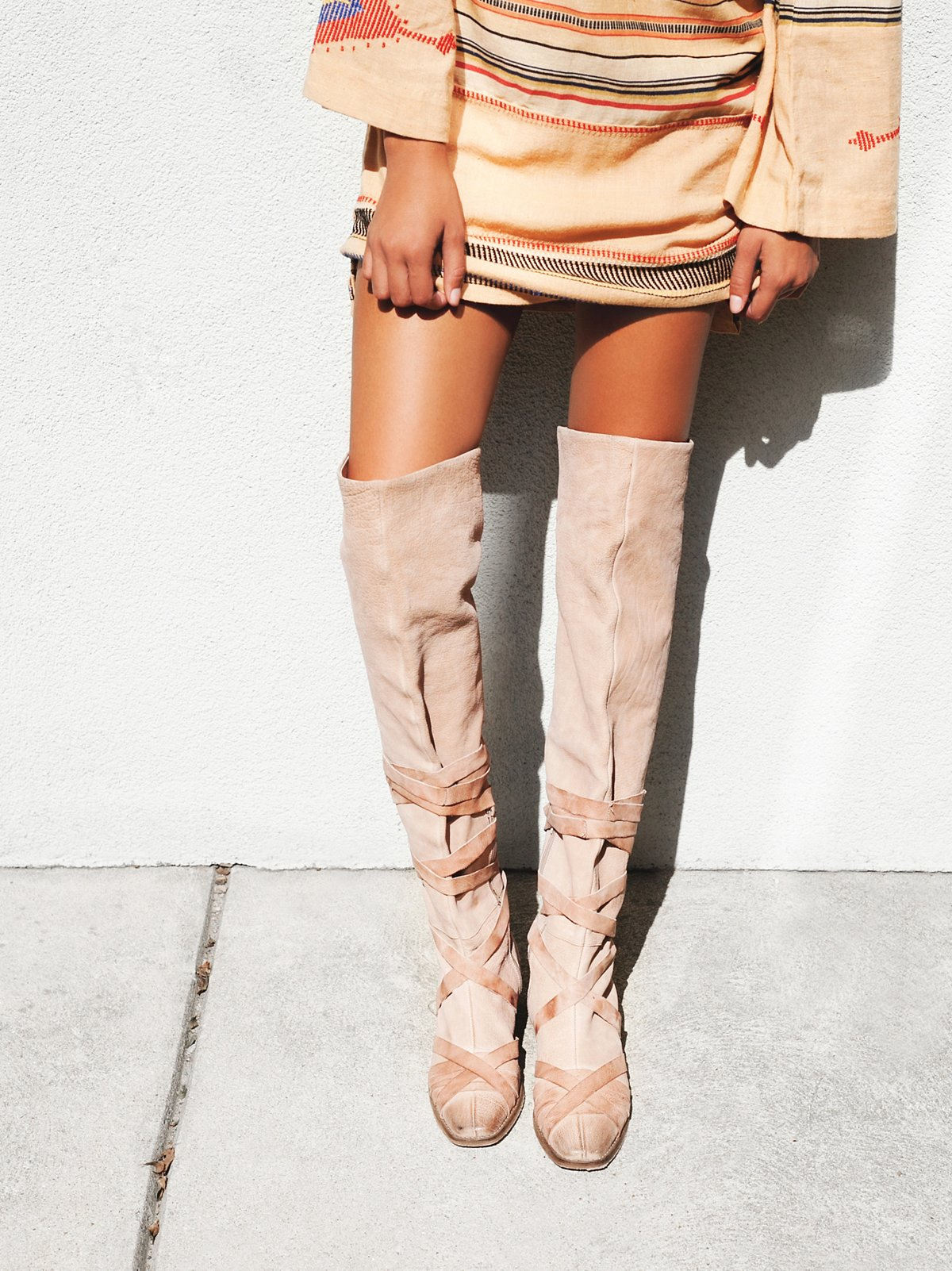 West End Lace Up Boot