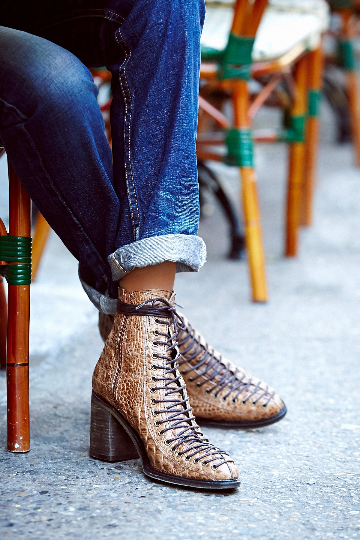 Verrico Lace Up Boot