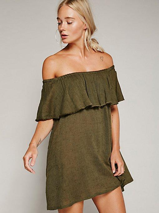 Product Image: Serefina Off The Shoulder Dress