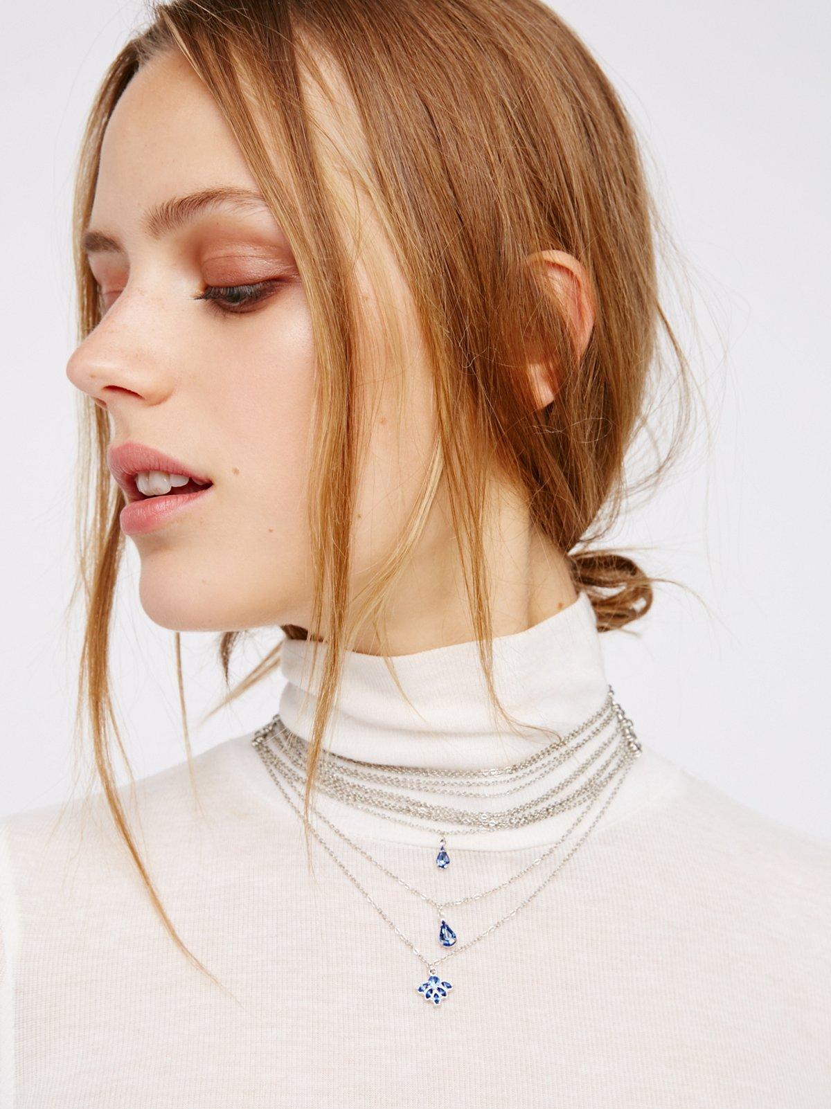 Mirella吊坠颈链