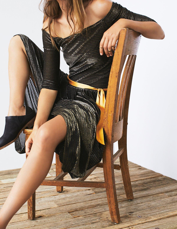 Vintage 1980s Dance Dress