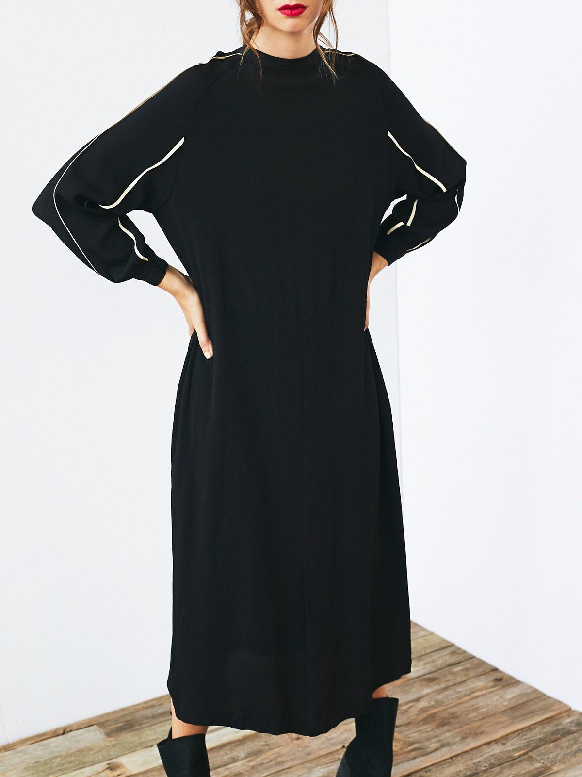 Vintage 1930s Long Sleeve Dress
