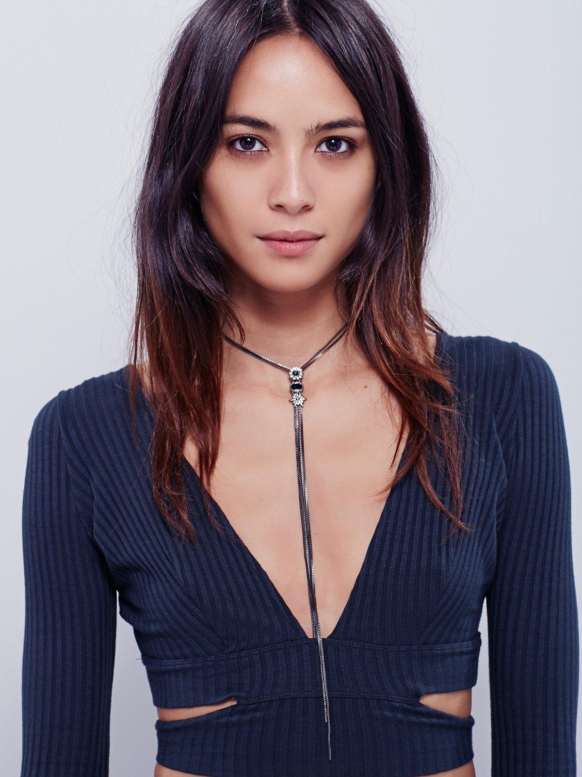 Sayna Delicate Chain Bolo