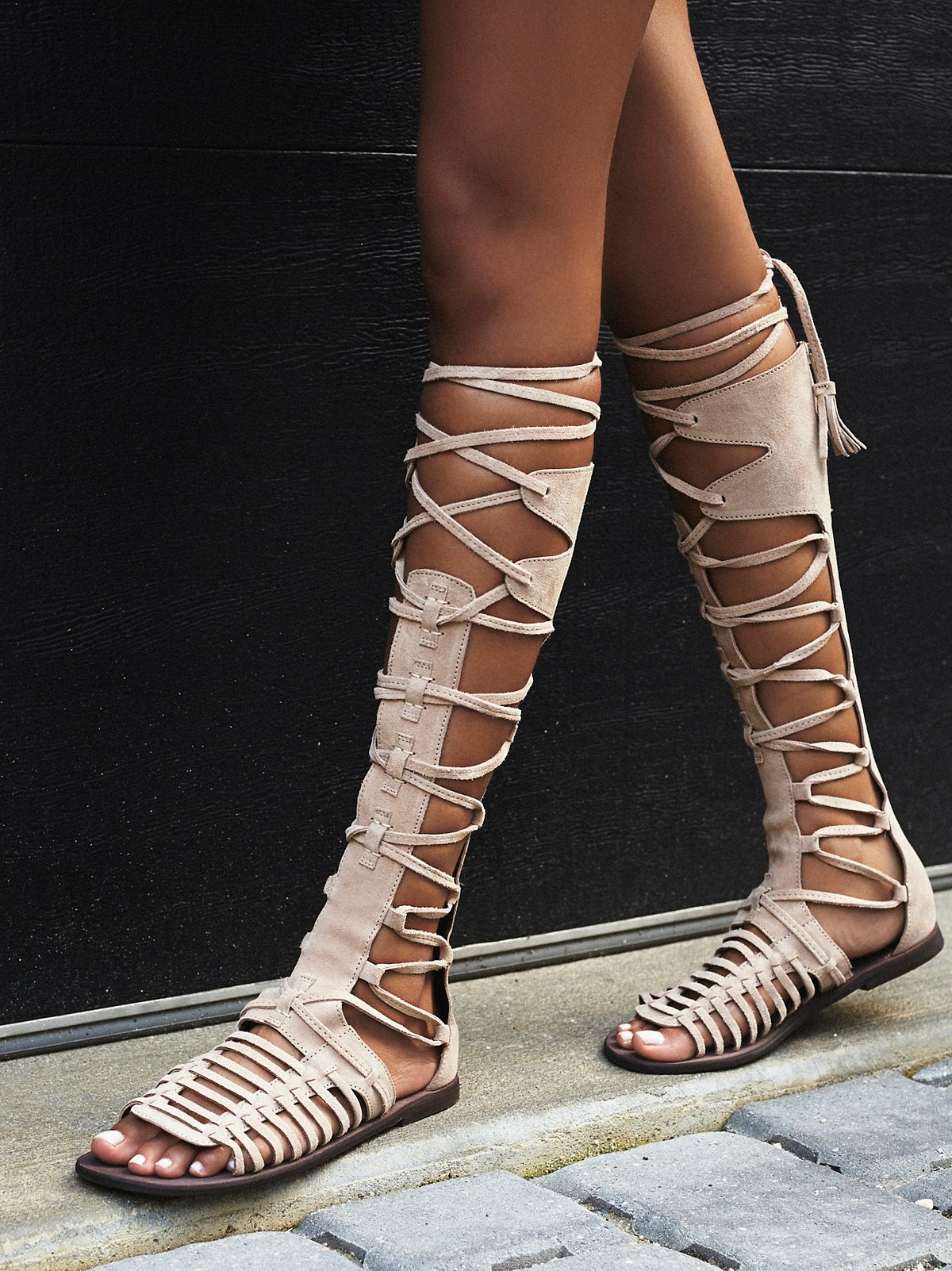 Sun Seeker Tall Sandal