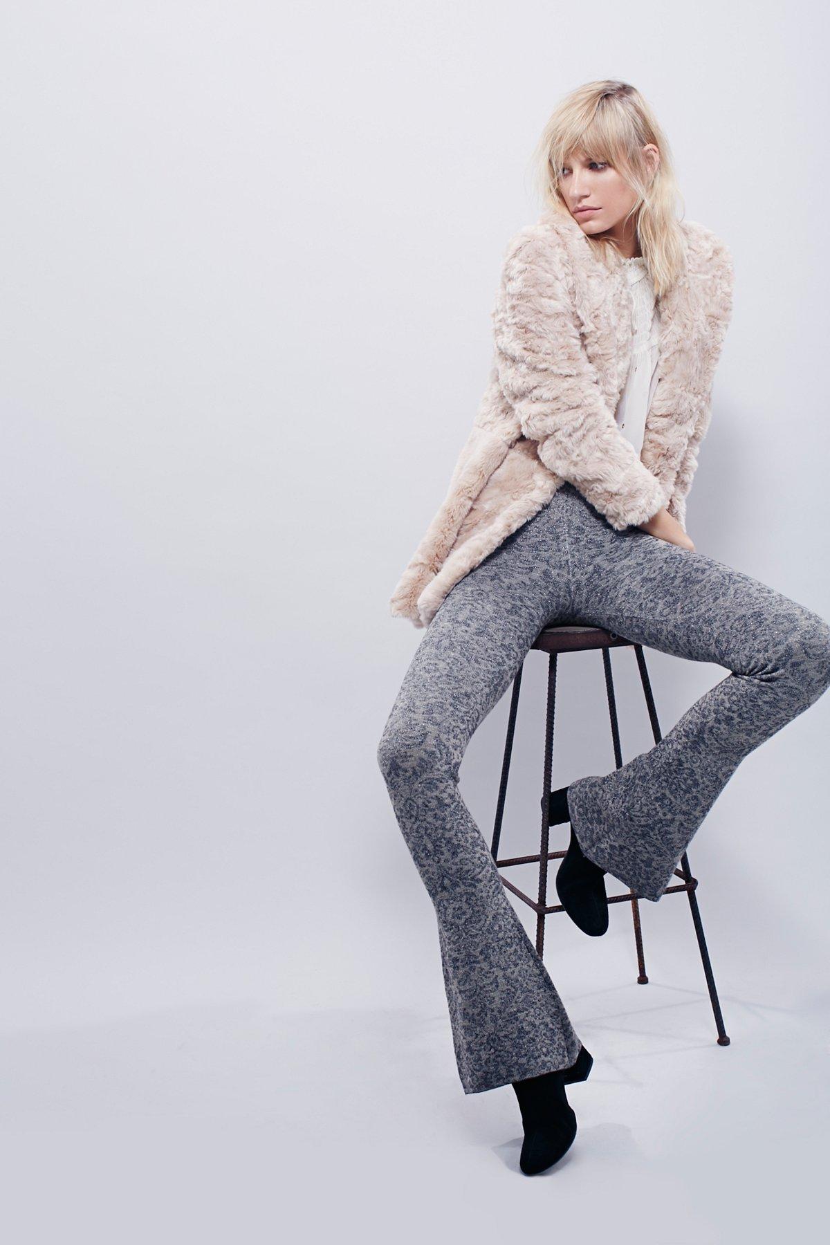 Ava Babybell Jacquard Legging