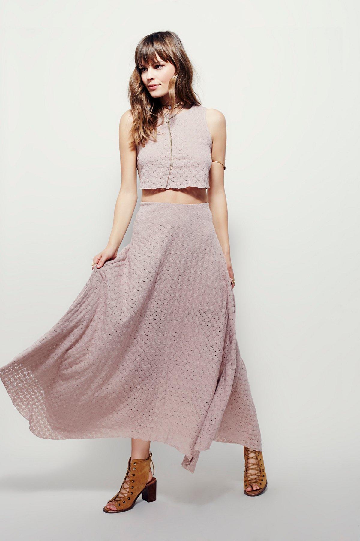 Caroline Skirt Set