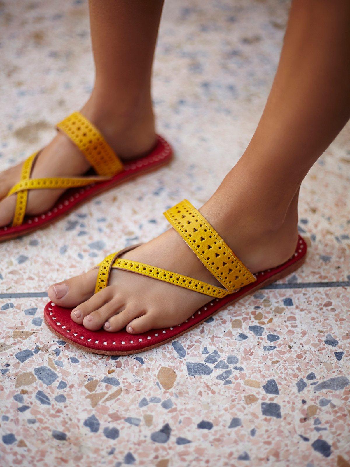 Maui懒人凉鞋