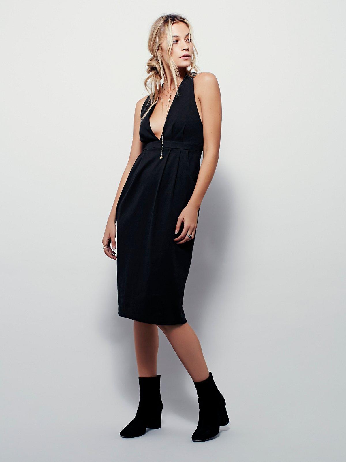 Frenchie Knit Dress