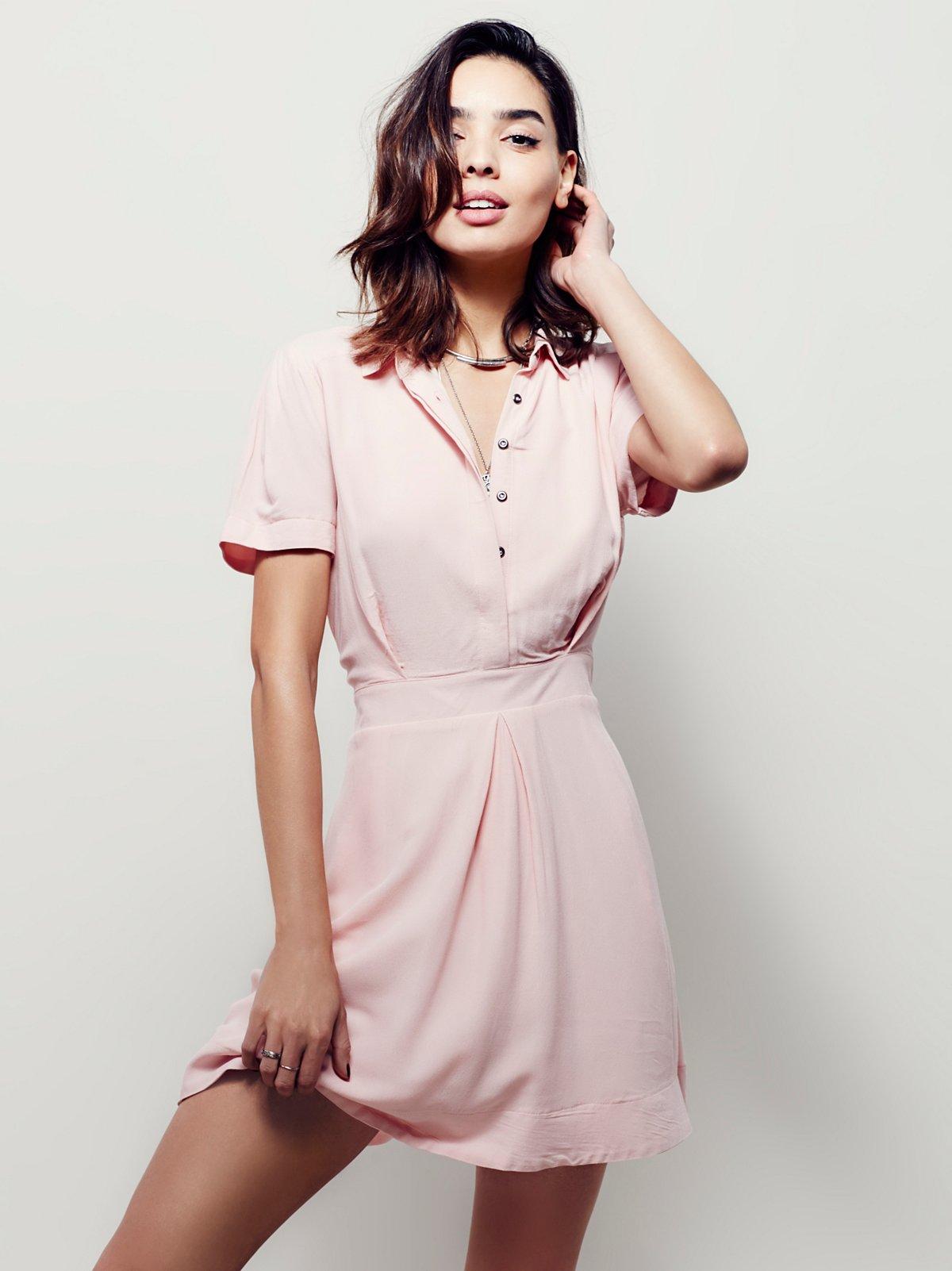 Dream Chaser Mini Dress