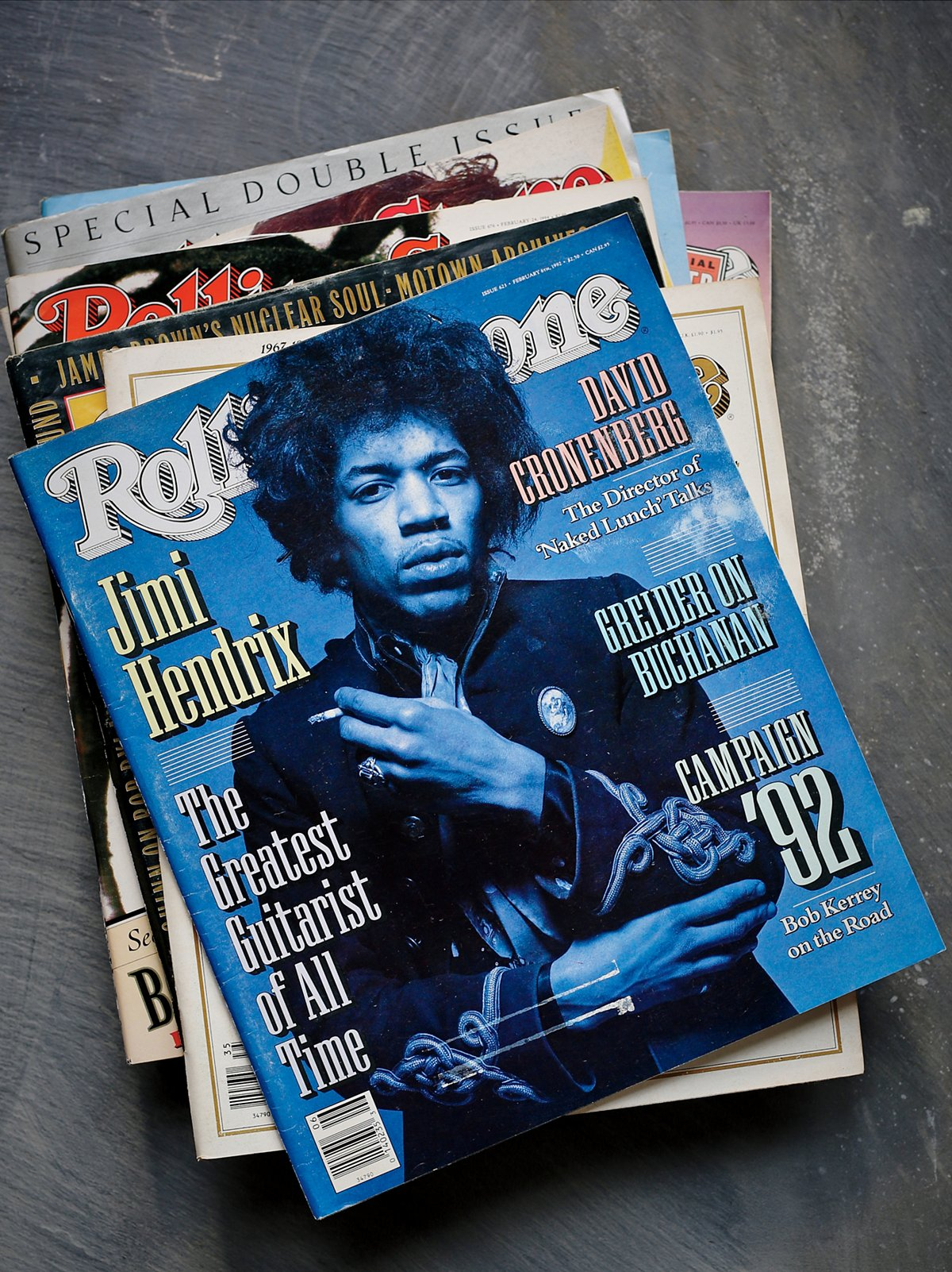 Vintage Loves Rolling Stone Magazine