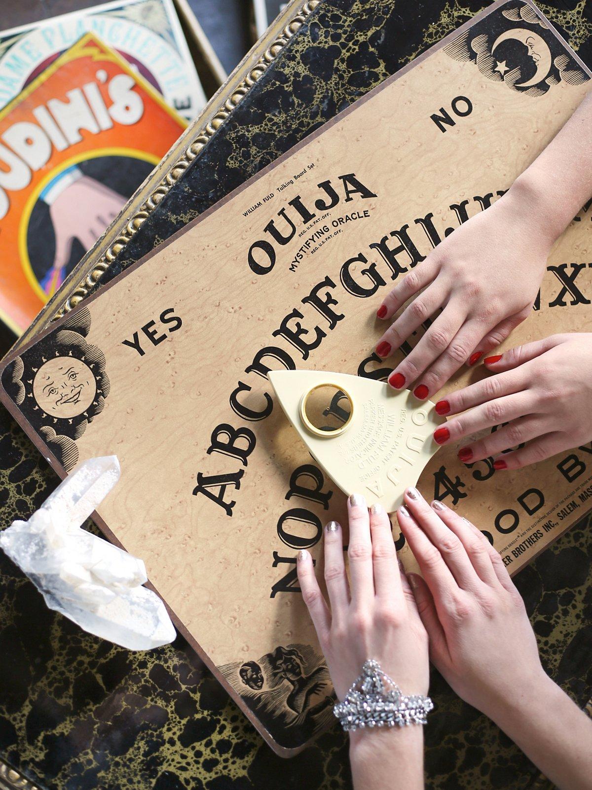 Vintage Ouija Game