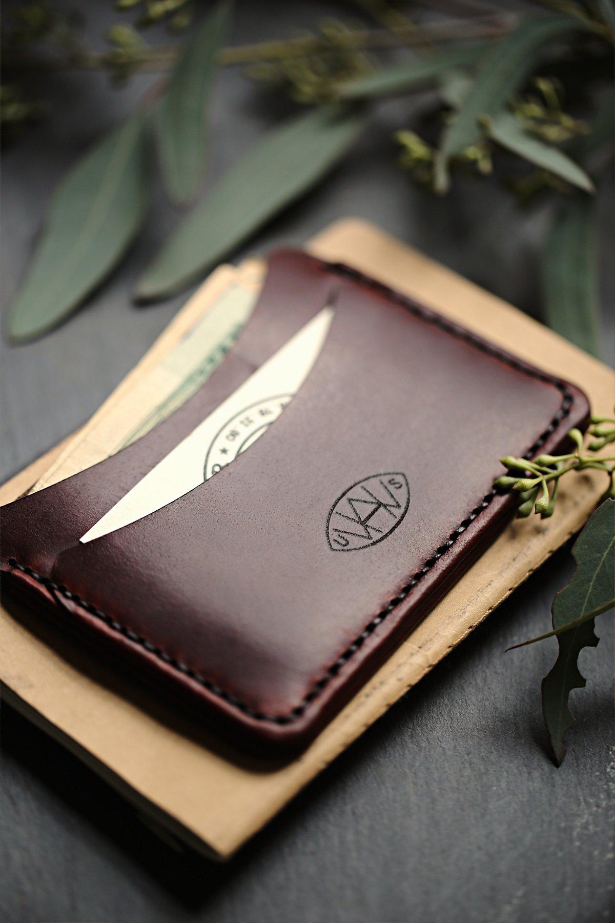Wolf Hill Card Wallet