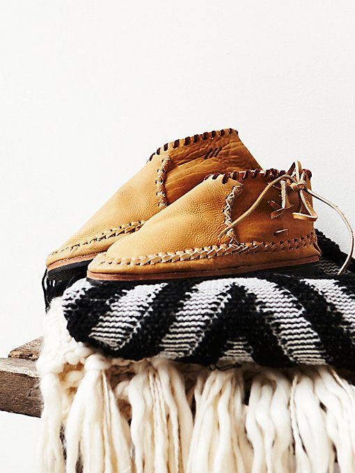 Product Image: HMH Never Lost Moccasin